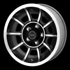 American Racing Vector Wheel Rim 15x7 5x45  5x1143  Black 0mm Offset