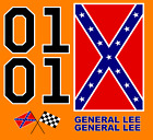 1968 1969 1970 Dodge Charger General Lee Complete Decals Kit Dukes Of Hazard 3M