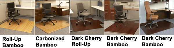 office chair rug bb covers chicago bamboo mats hardwood by anji mountain