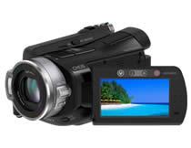 Manual exposure camcorder