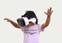 Virtual Reality Headset VR