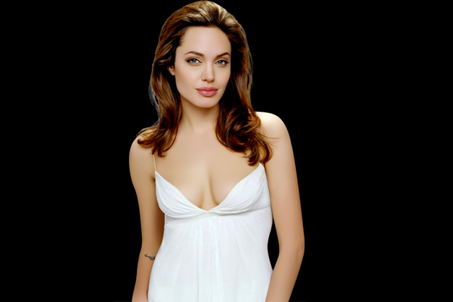 Angelina Jolie Prettiest woman in the world