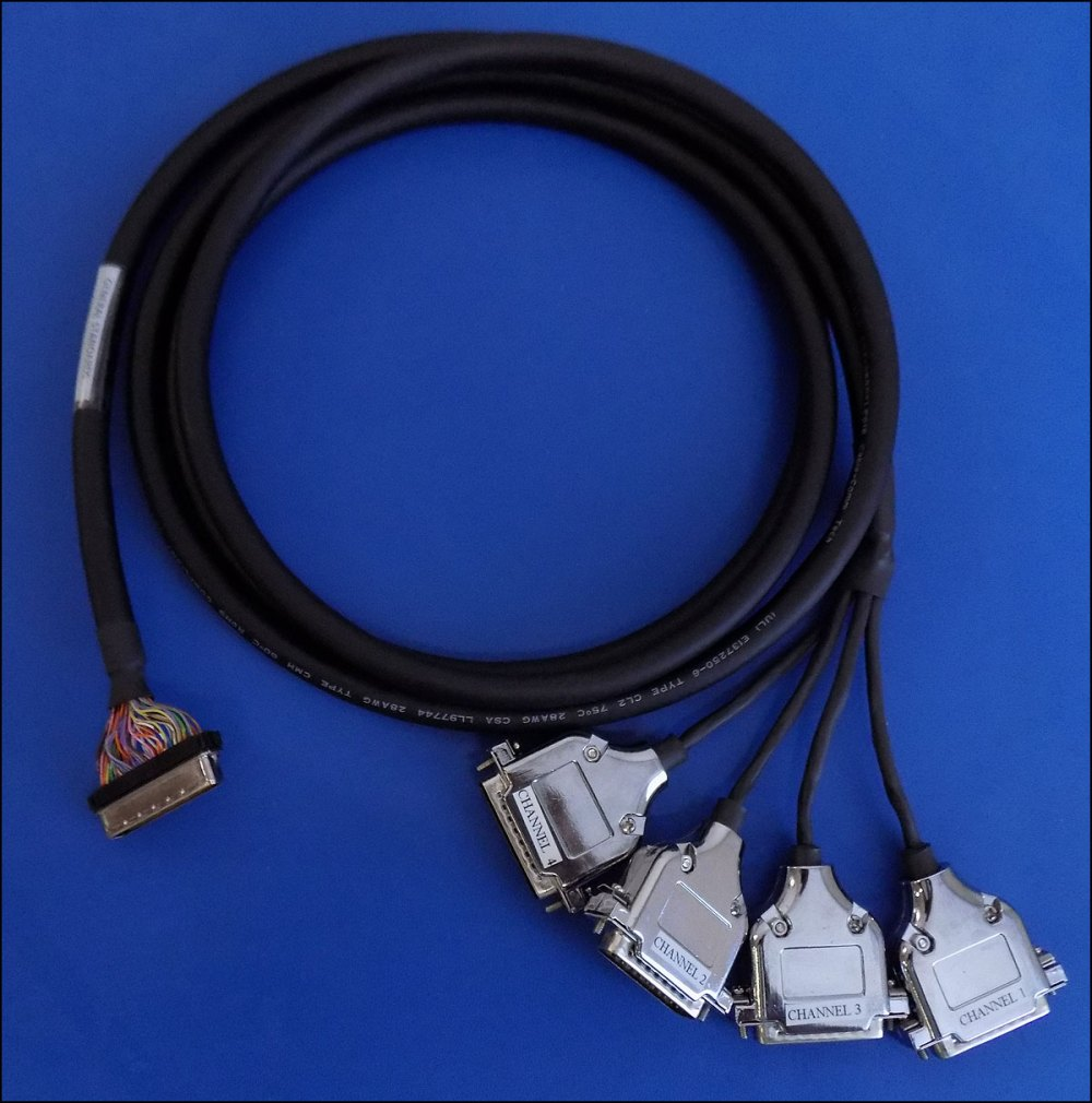 medium resolution of cables for sio4 boards have a special numbering system serial cables with 68 pin amp mating connector are non shielded with heat shrink wrapped ends