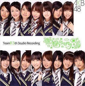 """AKB48 Team K 5th Stage """"Saka Agari"""" Generasia"""