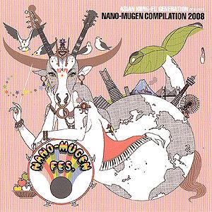 ASIAN KUNGFU GENERATION Presents NANOMUGEN Compilation 2008  generasia