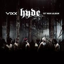 Hyde VIXX minialbum  generasia