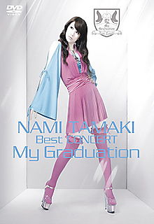 Nami Tamaki Best Concert My Graduation  generasia