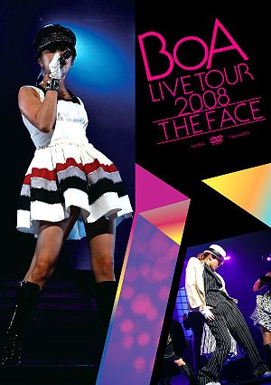 BoA Live Tour 2008 The Face  generasia