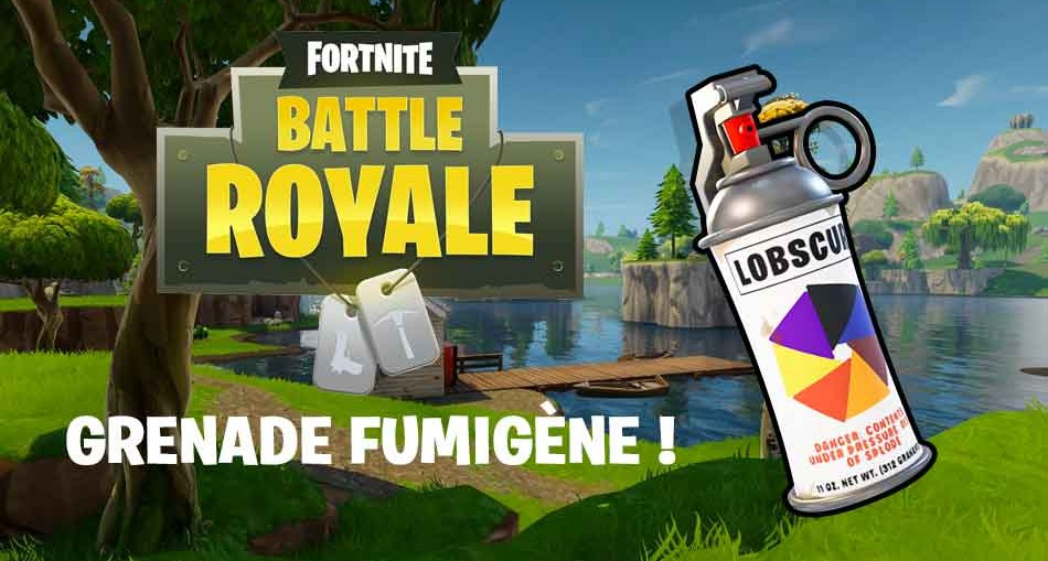 Wiki Fortnite Battle Royale Tout Savoir Sur La Grenade