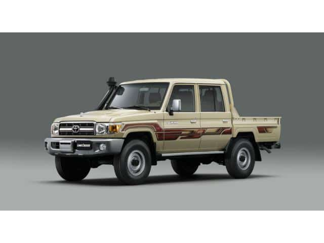 Toyota Land Cruiser HZJ78 – 79 – 79