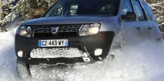 Dacia Duster 4x4 1.5 DCI 110 2013
