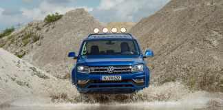 Volkswagen Amarok V6 TDI