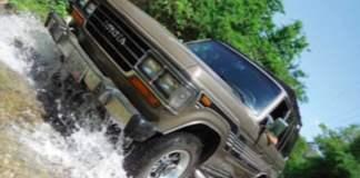 Toyota Land Cruiser 62
