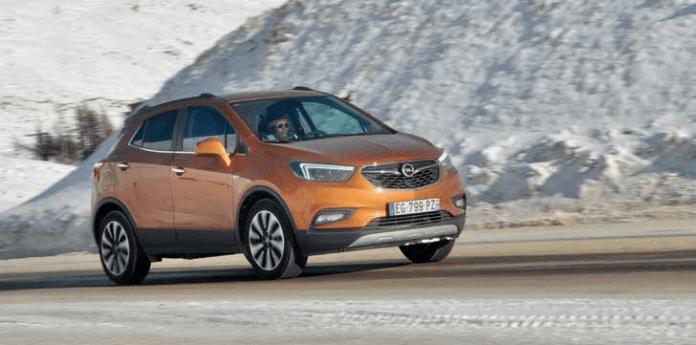 Opel Mokka X 1.6 CDTI 4x4 Elite