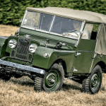 Collector Land Rover 80' Serie 1 par Old Cars