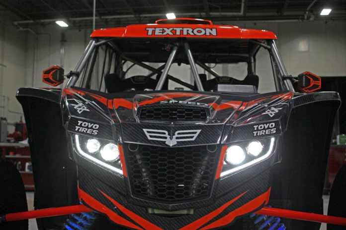 Textron Off Road au Dakar 2019
