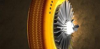 Golden Sahara Tire