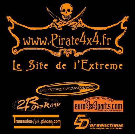 Pirate 4x4 boutique