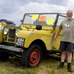 JP Land restauration Land Rover
