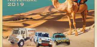 Sahara Sud Maroc Rally 2019