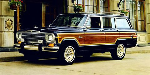 Jeep Grand Cherokee Wagoneer