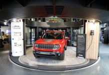 Jeep Renegade Hybride Rechargeable (PHEV)