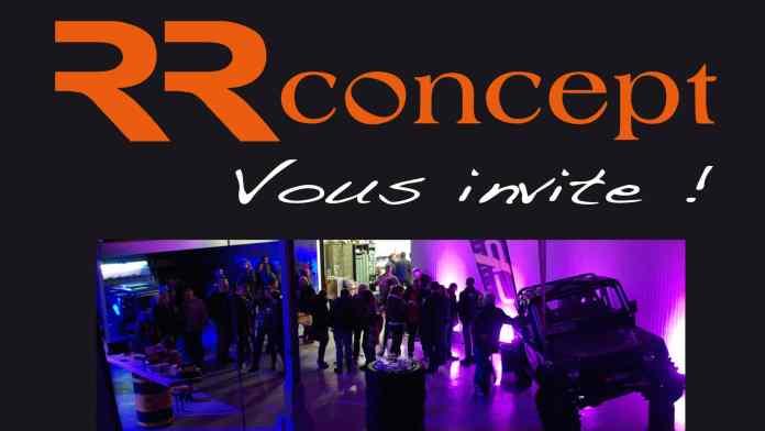 Soirée RR Concept le Raid Maroc 2020 raid 4x4 maroc