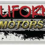 LOGO CALIFORNIA MOTORS