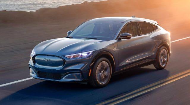 Mustang-Mach-E le SUV Ford