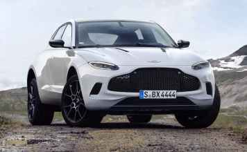 Aston Martin DBX la marque britannique s'invite en effet pour la première fois dans ce créneau