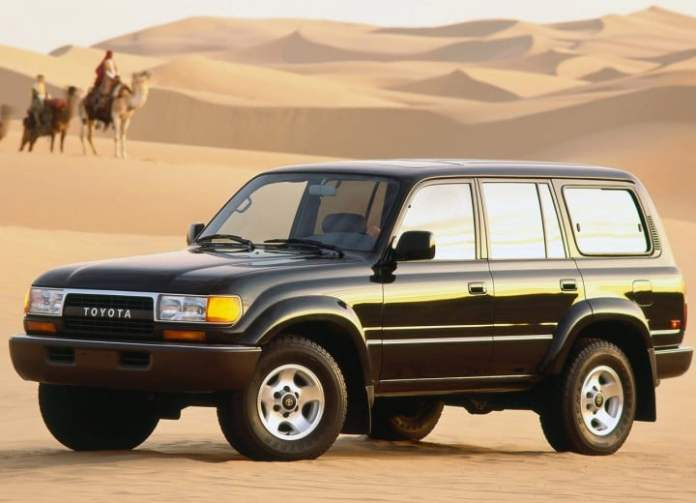Toyota HDJ 80 fête ses 30 ans
