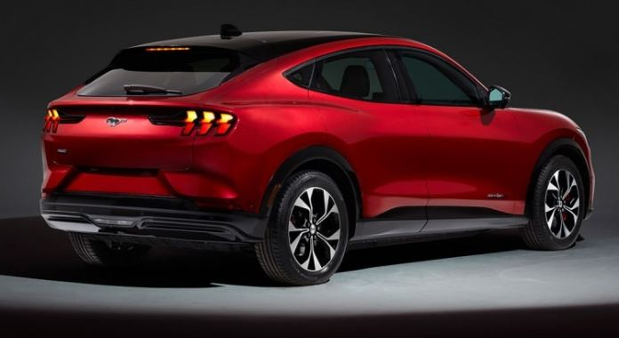Ford Mustang Mach-E SUV FORD