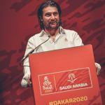 Rallye Dakar 2020 David Castera