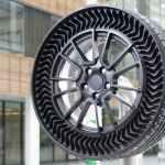 Michelin Uptis le pneu increvable
