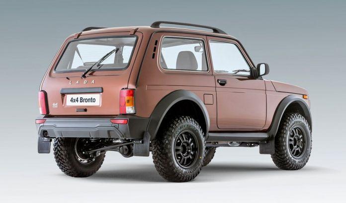 Lada Niva Bronto 4x4 populaire