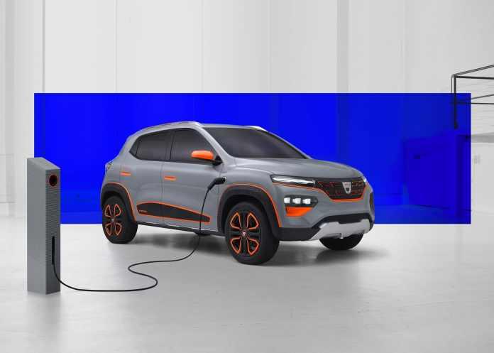 Dacia Spring le SUV Urbain électrique