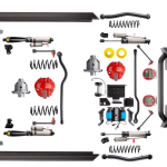 ARB Kit suspension Jeep Wrangler JL