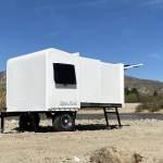 caravane dépliable sans roues Hitch Hôtel