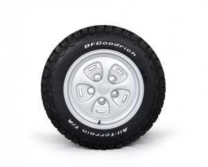 Land Rover Jantes 18' Twisted Automotive