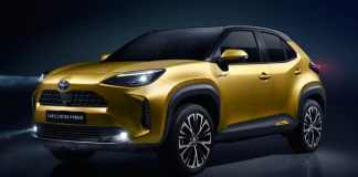 Toyota Yaris va bientôt donner naissance à un SUV urbain; La Yaris Cross