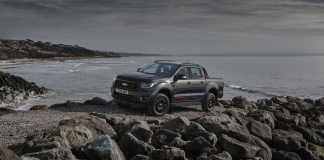 Ford Ranger série Black Thunder