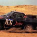 Le proto 6x4 Jules du Dakar 84 à vendre