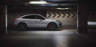 Porsche Retour du V8 Le V8 fait son retour sur les nouveaux modèles Cayenne GTS