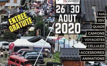 FOIRE DU TOUT TERRAIN DU 26 AU 30 AOUT 2020