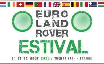 rassemblement de Land Rover avait eu lieu dans un coin perdu du centre de la France