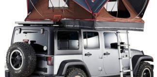 Aussi l'équipe présente la nouvelle gamme des tentes IKAMPER X-COVER afin de répondre à tous vos besoins spécifiques