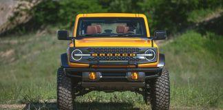 Ford Le Bronco large choix de 4x4