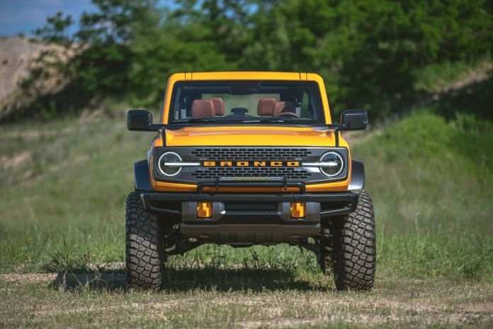Ford Le Bronco large choix de 4x4