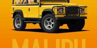 Twisted Automotive Defender Série limitée électrique USA