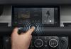 Jaguar Land Rover - Sans contact SVP ! Écrans tactiles ... Sans contact !